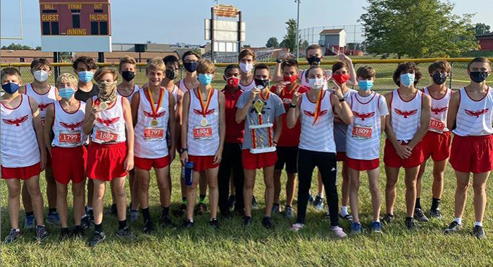 Boys Cross Country 4