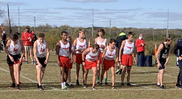 Boys Cross Country 7