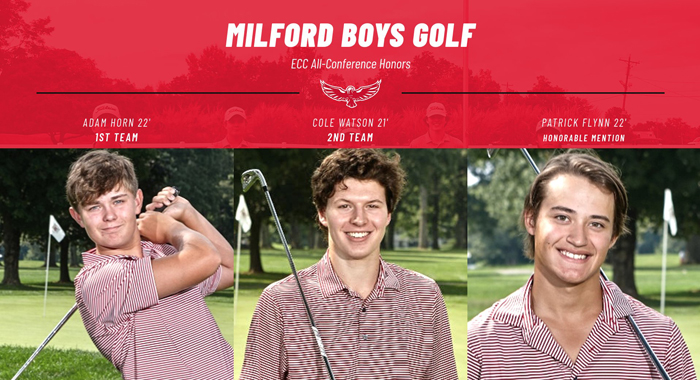 All ECC Boys Golf
