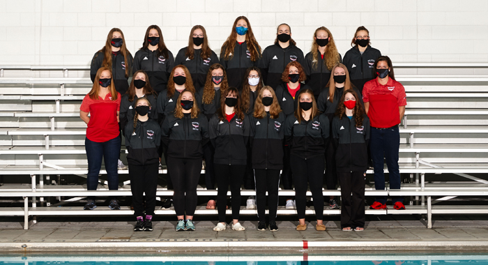 2020-21 Swimming Team