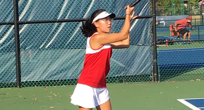 Girls Tennis 10