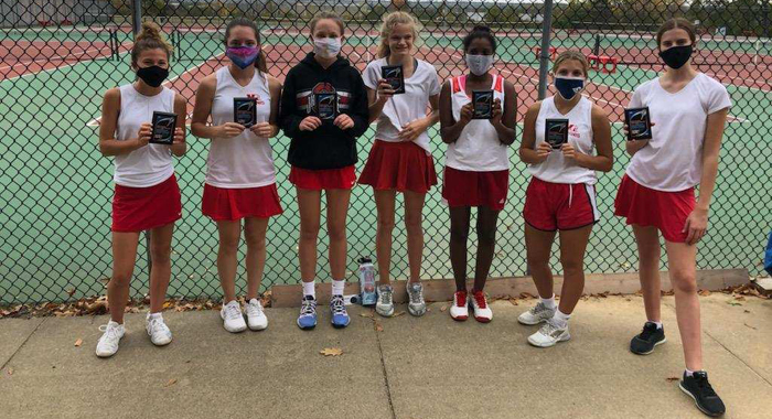 Girls Tennis 11